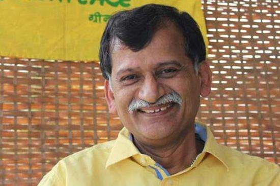 Climate Change Is Our Priority In India :   Ravi Chellam, Executive Director of Greenpeace India
